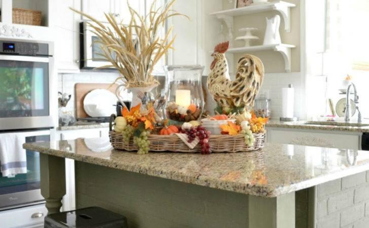 Kitchen Fall Decor Ideas Simply Beautiful
