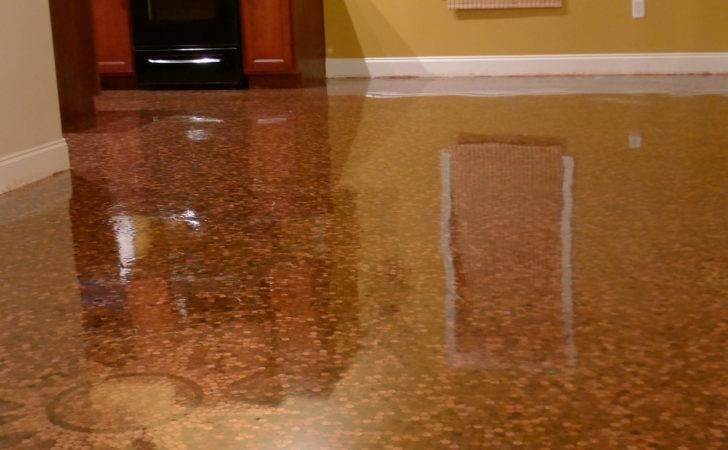 Kitchen Floor Epoxy Coating Syracuse Cny Creative Coatings