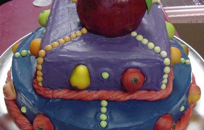 Kitchen Fruit Decorations Mixed Decor Theme