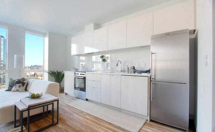 Kitchen Ideas Chic Small Cool Apartment