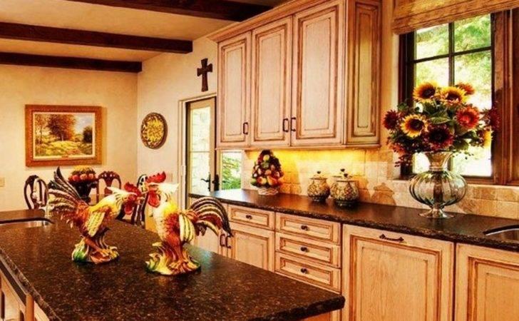 Kitchen Italian Style Backsplash Decor Items
