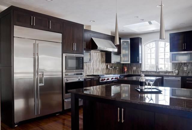 Kitchen Modern Cabinetry Boston Scandia Kitchens