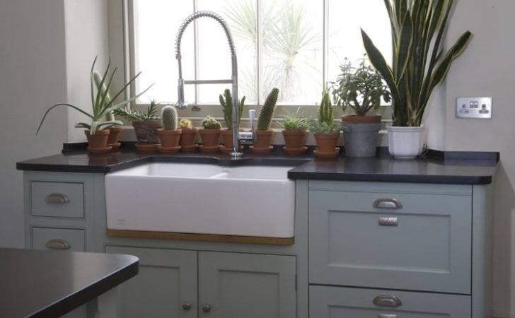 Kitchen Modern Victorian Style Home Caption