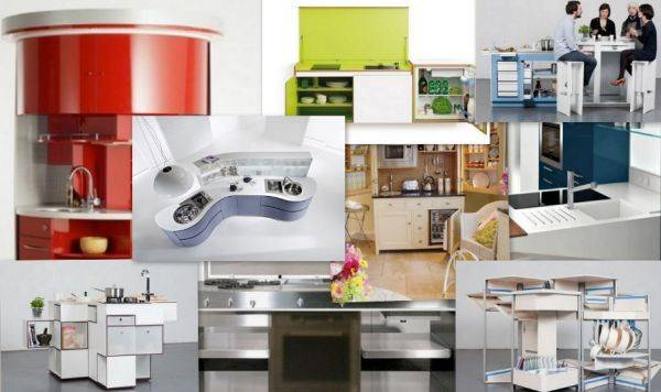 Kitchen Portland Ivon Street Studio Compact Units