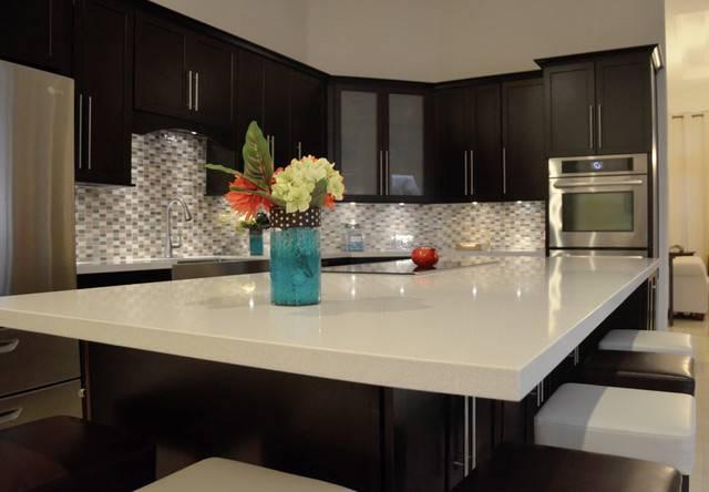 Kitchen Renovation Miramar Modern Miami Kabco