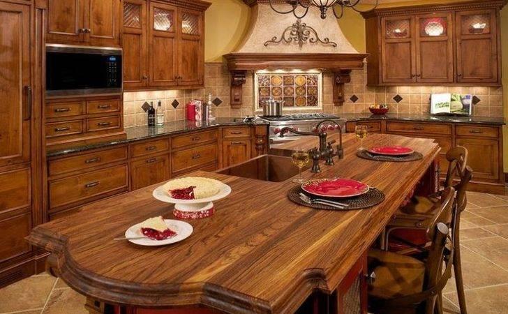Kitchen Rustic Italian Themed Cor Dream