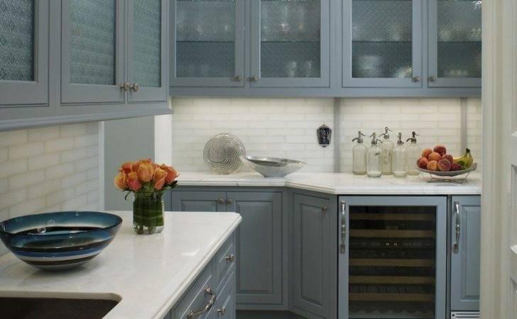 Kitchen Slate Blue Cabinets Floors Bathroom