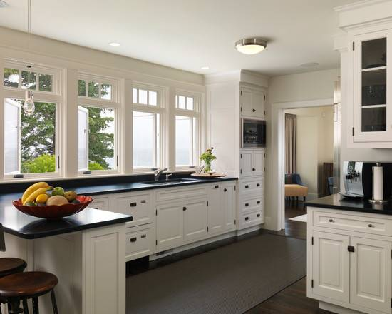 Kitchen Small Kitchens Before After Photos Backsplash