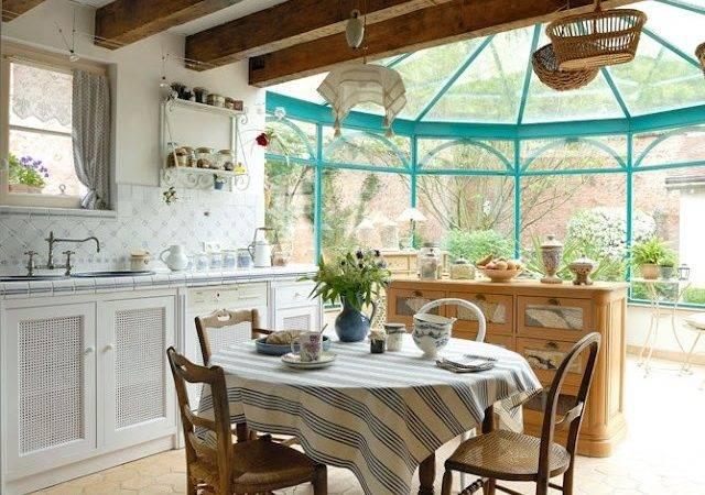Kitchen Sunroom Breakfast Nook Love Pinterest