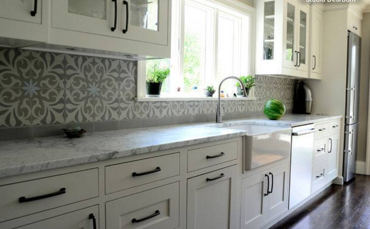 Kitchen Tiles Archives Cement Tile Blogthe Blog