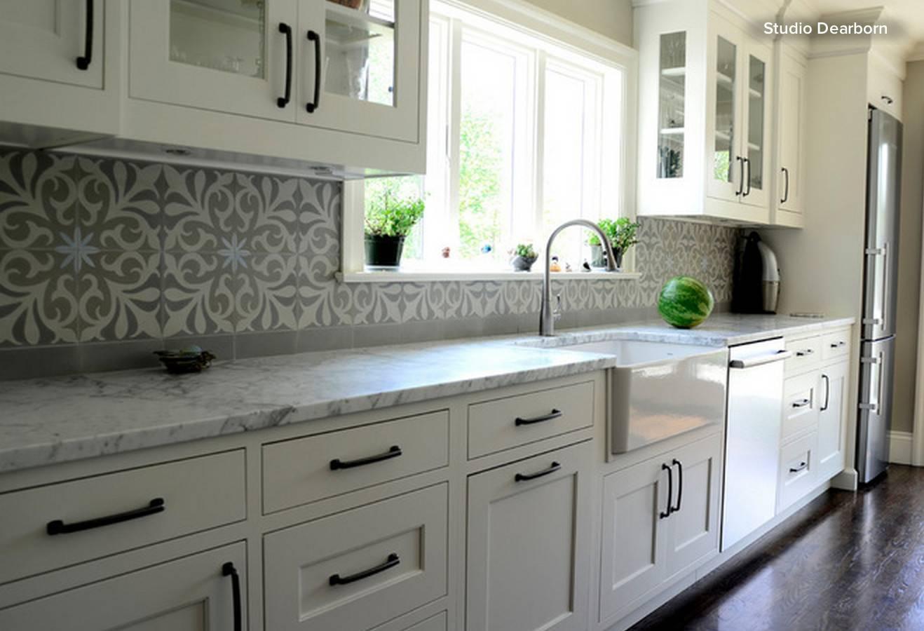 Kitchen Tiles Archives Cement Tile Blogthe Blog