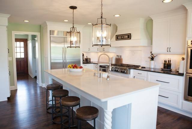 Kitchen Traditional Milwaukee Zuern Design
