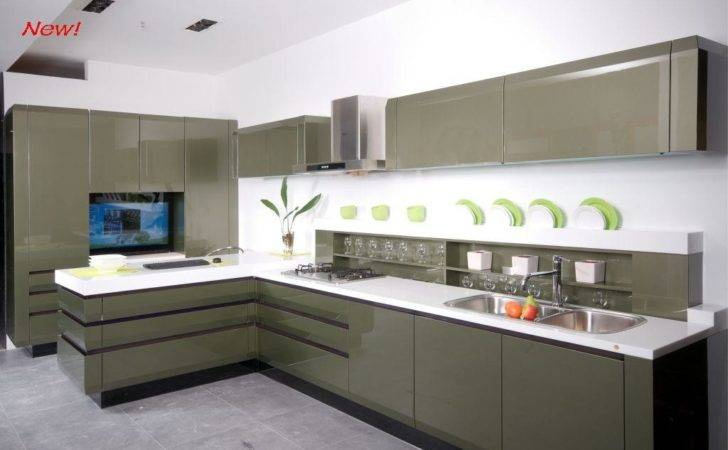 Kitchen Trends Modern Cabinet Doors
