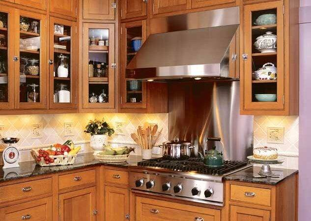 Kitchen Trends Victorian Cabinets