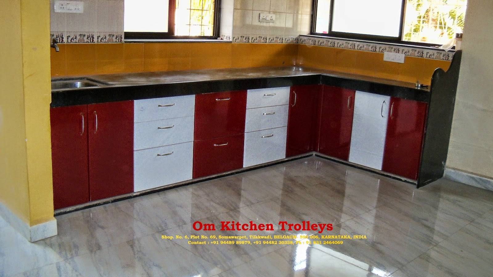 Kitchen Trolleys Modular