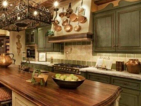 Kitchen Tuscan Decorating Ideas Italian Themed