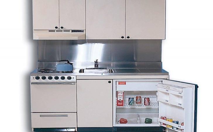 Kitchen Units Compact Sink Stove
