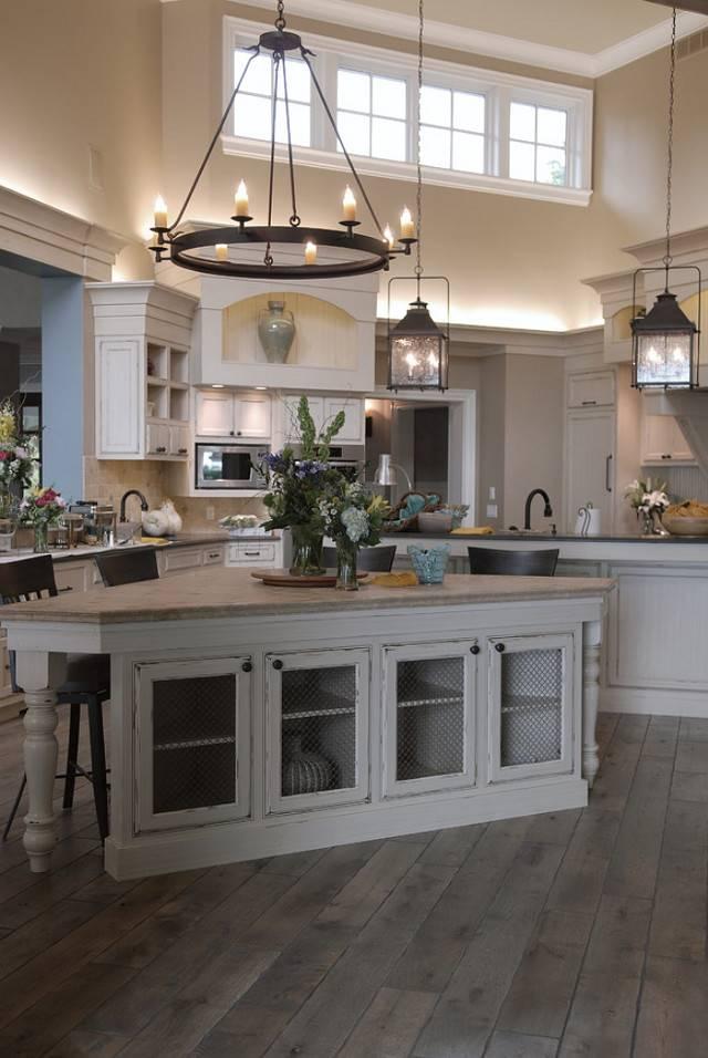 Kitchen Very Original Love Design