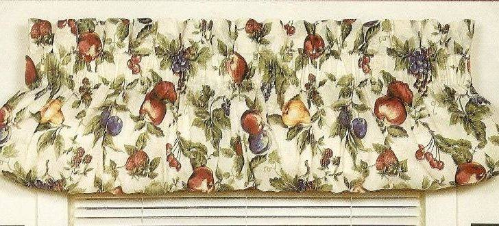 Kitchen Wall Decor Rustic Fruit Themed