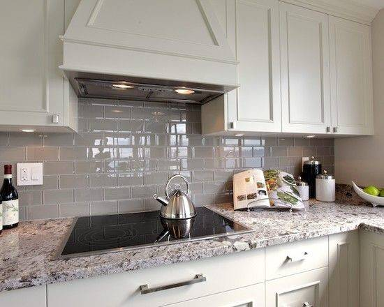 Kitchen White Granite Countertops Kitchens Ice