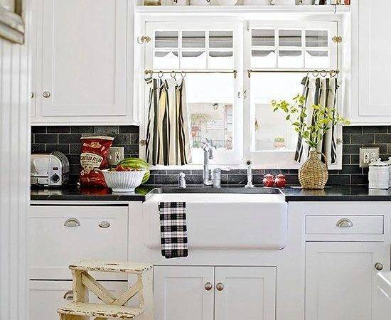 Kitchen Window Without Using Curtain Decor Kitchens Windows