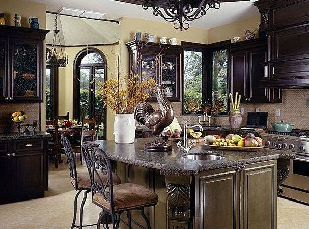 Kitchens Badass Crown Molding Country Kitchen Islands