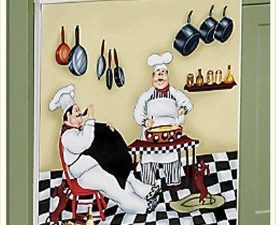 Kitchens Chef Dishwashers Decoration