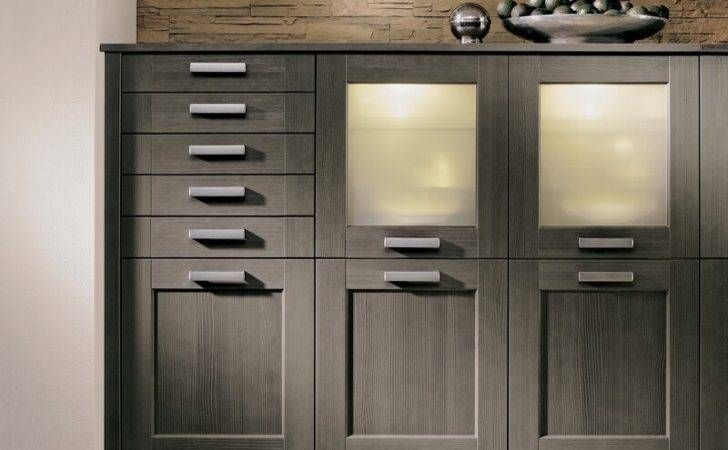 Kitchens Modern Gray Kitchen Cabinets