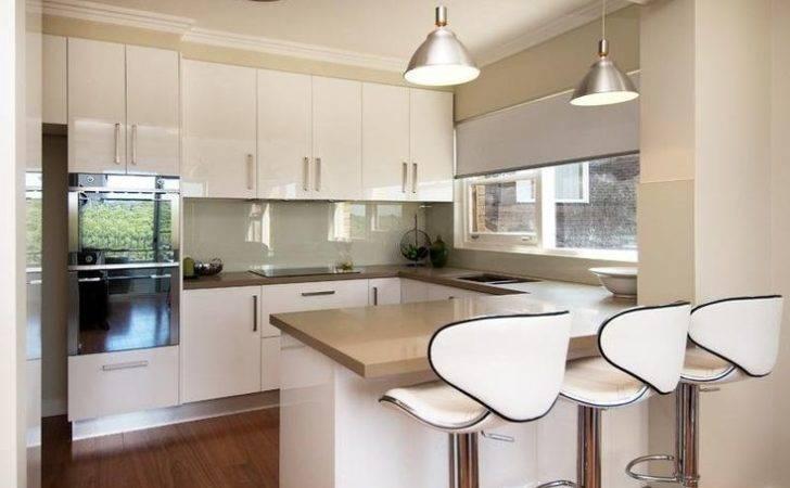 Kitchens Pinterest Shaped Kitchen Interior Shape