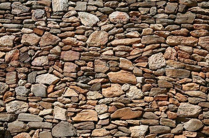 Knowing Stone Wall Features Plushemisphere