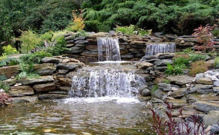 Koi Pond Idea Backyard Ideas Pinterest