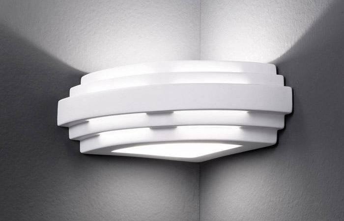 Kolarz Stiegel Corner Wall Light Luxury Lighting
