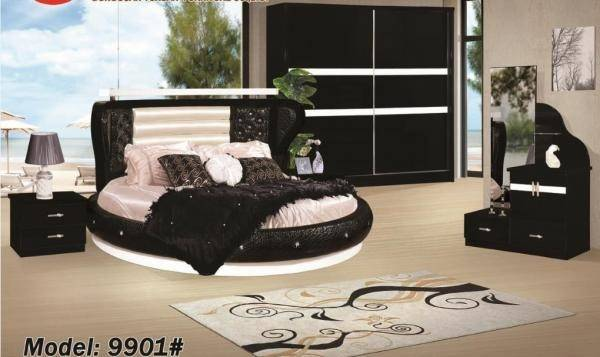 Korean Style Antique Wedding Multifunction Foldable Bed