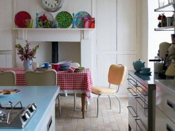 Kuchnia Retro Mieszkaniowe Inspiracje