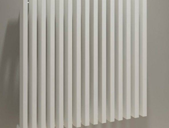 Kudox Xylo Designer Radiators White