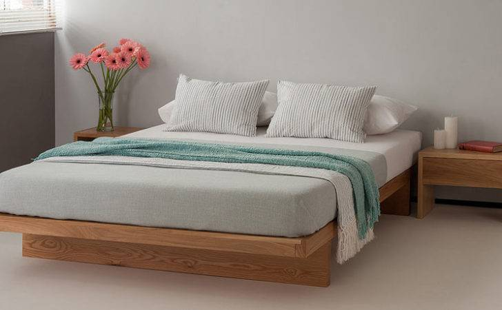 Kyoto Japanese Style Bed Low Beds Natural Company