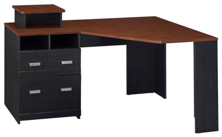 Labeled Corner Desks Desk Home Office Long