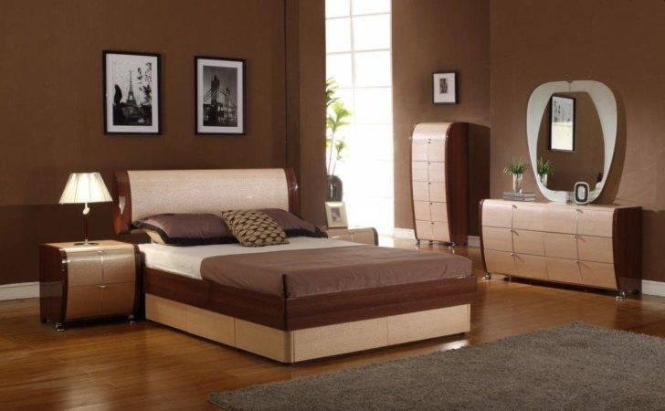 Lacquer Bedroom Set Home Contemporary Beds Platforms Vig