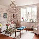 Lacy Living Room Patter Decoist