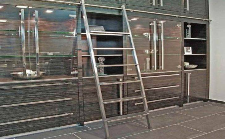 Ladders Sale Putnam Rolling Ladder Bookshelf