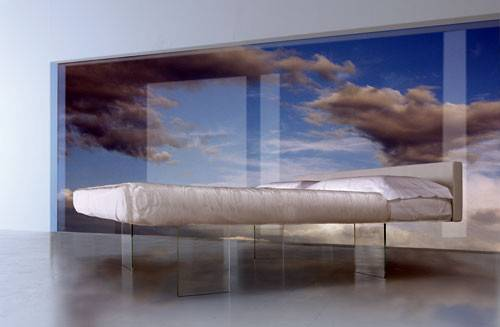 Lago Air Floating Bed
