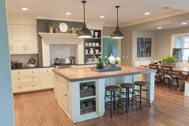 Lake Elmo Cape Cod Beach Style Kitchen Minneapolis Kristin