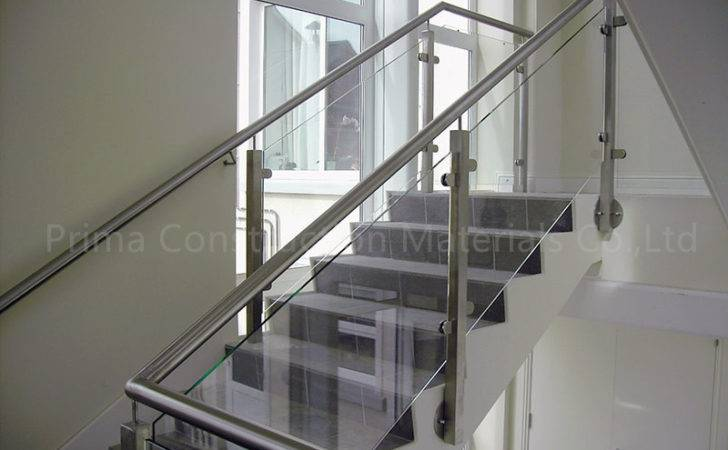 Laminated Interior Glass Banister Cost Buy