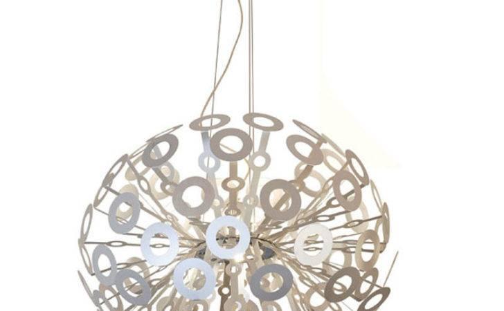 Lamp Aluminum Pendant Light Cord Flower Diy Led Hanging