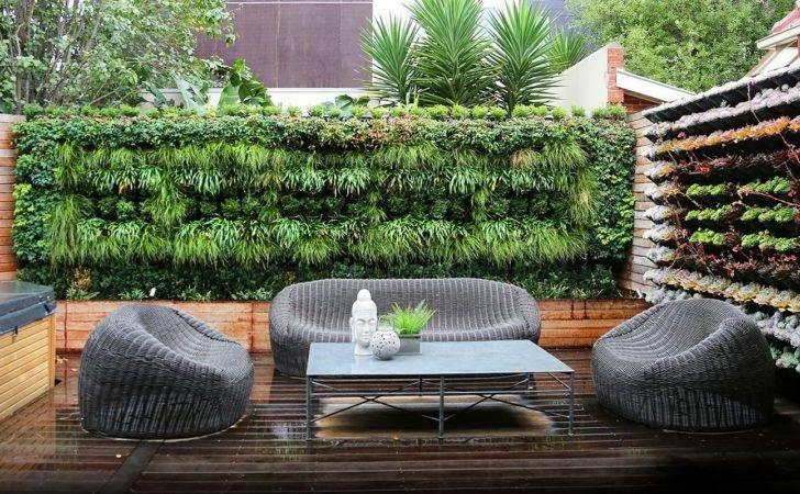 Landscape Design Vertical Wall Gardens Melbourne