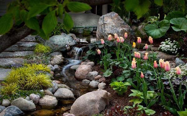 Landscape Designs Creative Sophisticated Garden Ideas