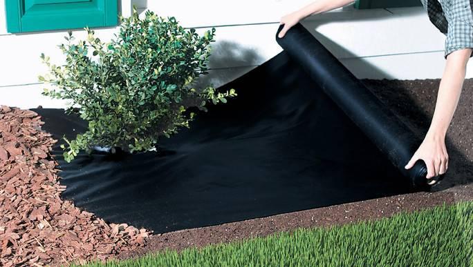 Landscape Fabric Vegetable Garden