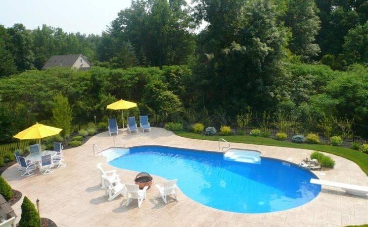 Landscaping Around Pool Joy Studio Design Best