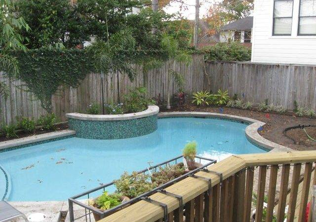 Landscaping Around Pool Pinterest