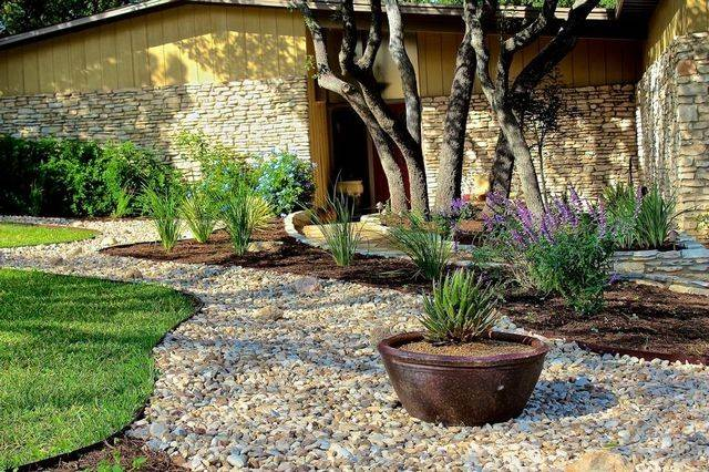 Landscaping Front Yard Ideas Grass